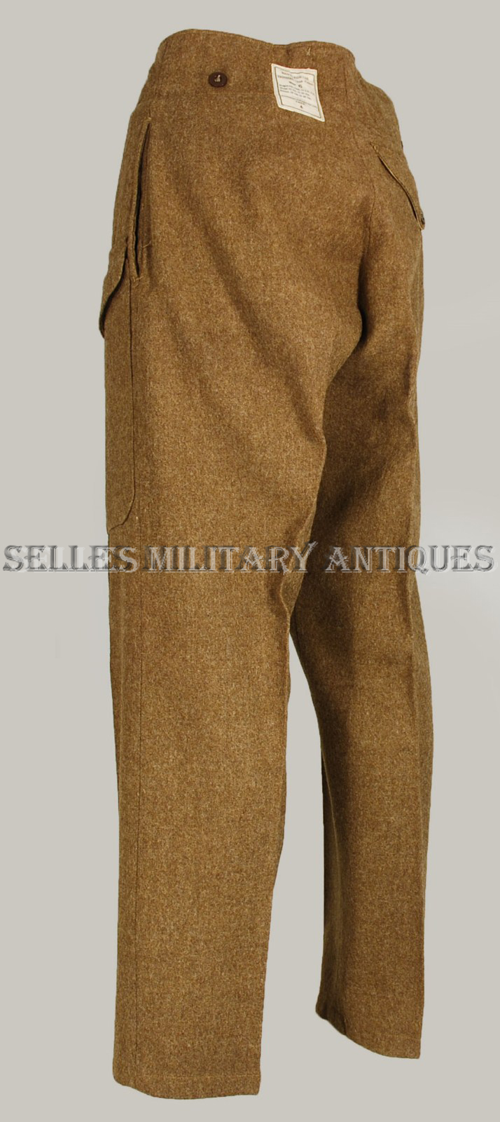 static line military jean michel selles pantalon pattern 40 anglais. Black Bedroom Furniture Sets. Home Design Ideas