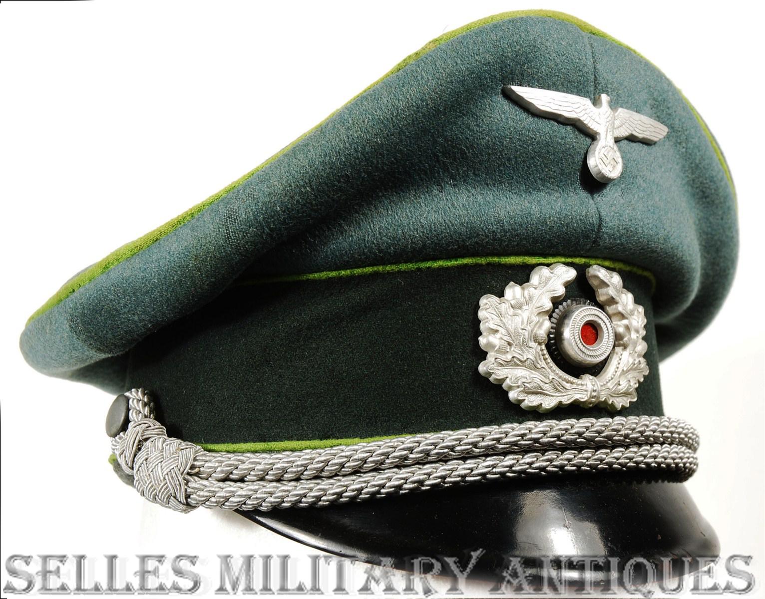 static line military jean michel selles casquette officier panzer grenadier allemand. Black Bedroom Furniture Sets. Home Design Ideas