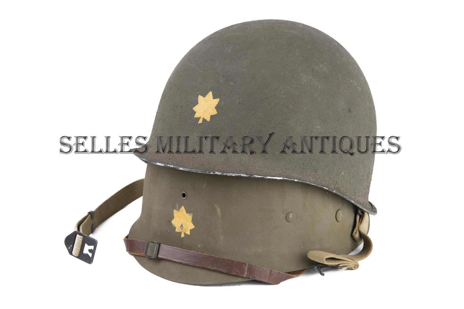 Casque M1 Major US (1)