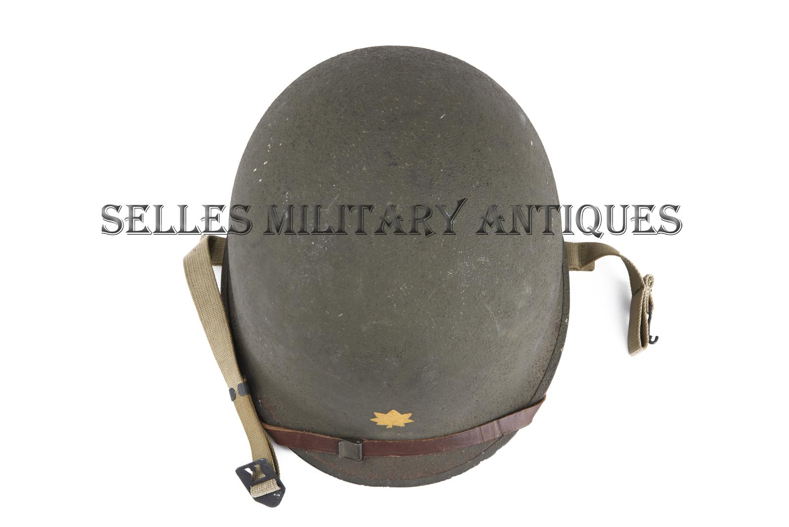 Casque M1 Major US (6)