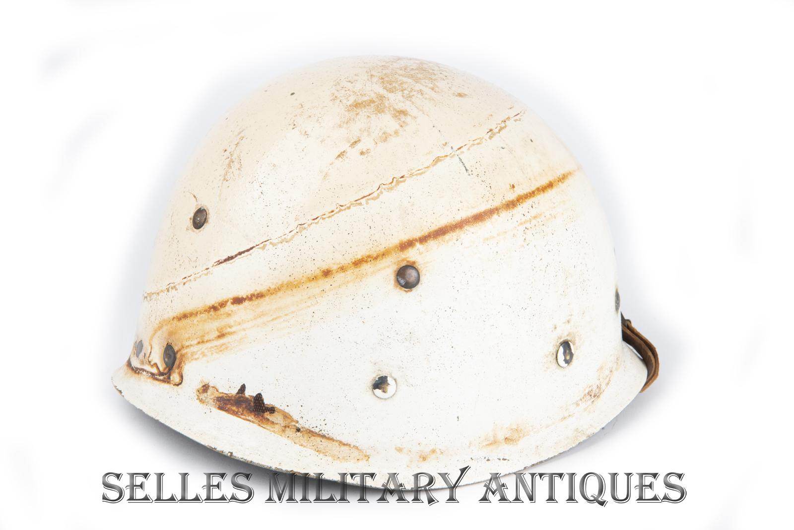 Casque M1 Military Police 2nd I.D. US (23)