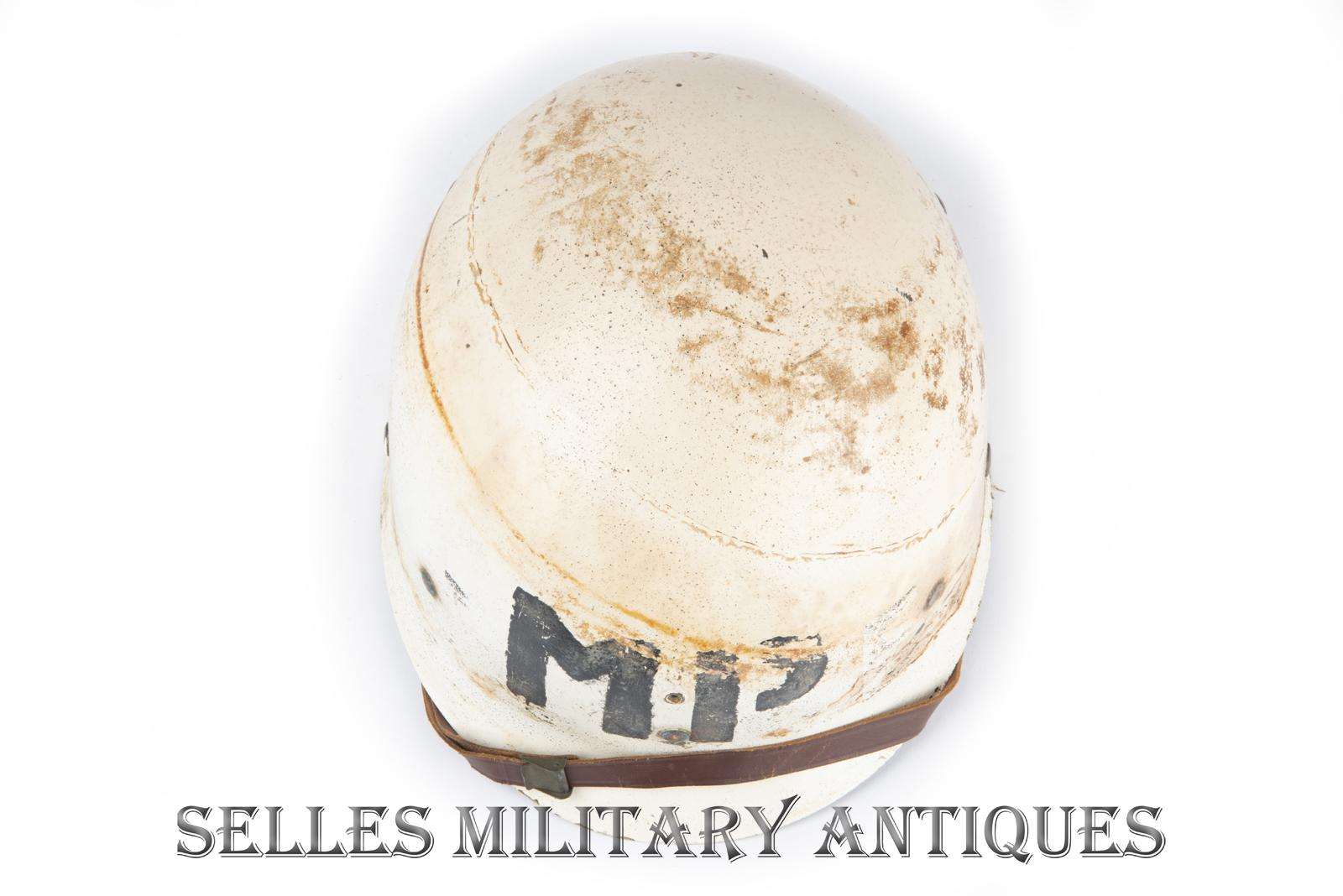 Casque M1 Military Police 2nd I.D. US (25)