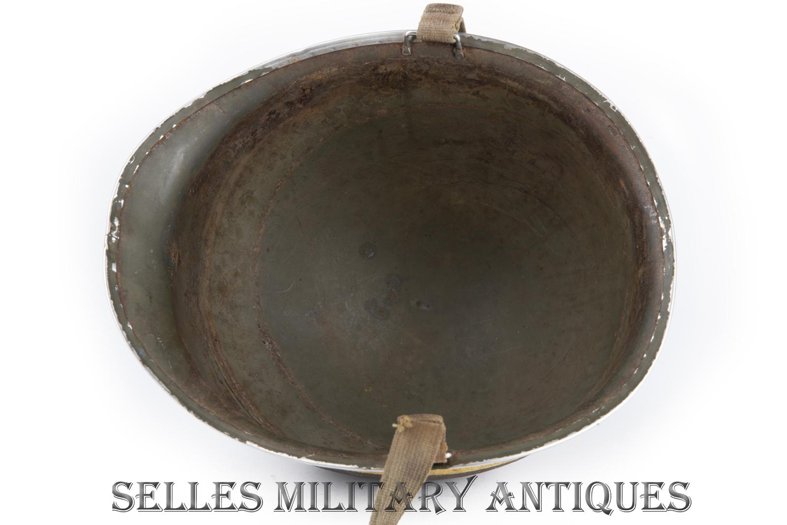 Casque M1 Military Police 2nd I.D. US (7)
