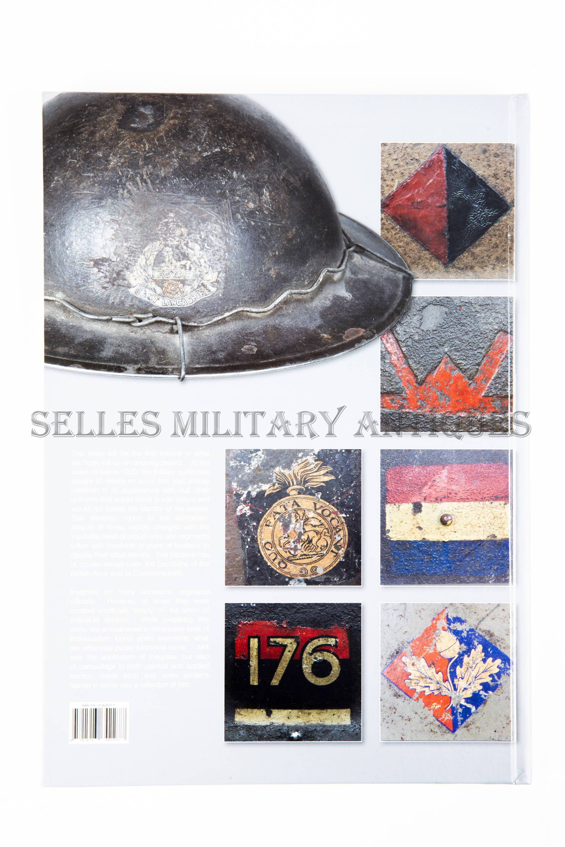 Livre Painted Helmet GB (2)