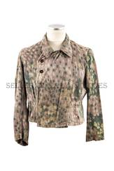 Blouson camoufle Panzer SS allemand (1)