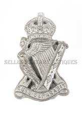Capbadge plastique royal ulster riffle anglais (1)