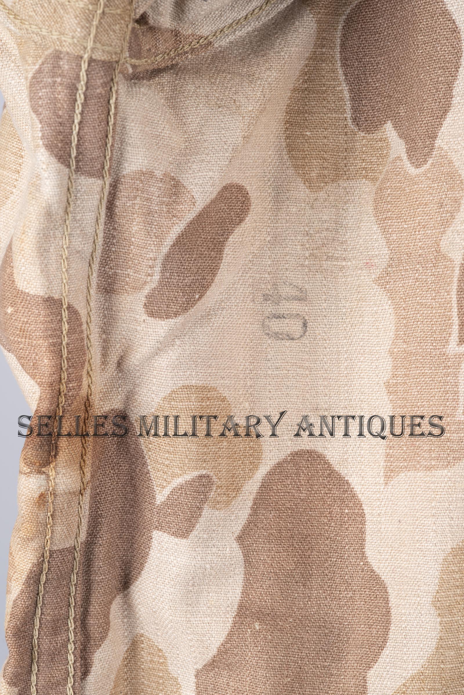 Camouflée P Military Veste Antiques 44 Usmc Selles Hbt PTxxwq56